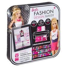 Mattel Barbie CFD56 Fashion Design Maker, Puppe mit Zubehör, NEU,OVP