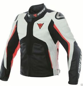 New Fashion Motorcycle Leather Jackets Men Motorbike Leather Jacket Moto GP CE