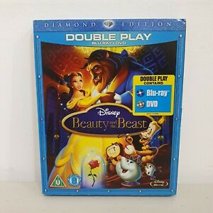Beauty and the Beast Diamond Edition (2 Disc Set) Diamond Edition Blu-Ray & DVD