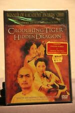 Crouching Tiger, Hidden Dragon (Dvd, 2001, Special Edition) - New