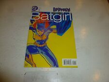GIRL FRENZY! Comic - Batman Batgirl - No 1 - Date 06/1998 - DC Comic