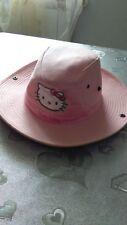 cappello cowboy bambina Hello Kitty