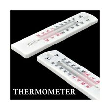 Thermometer Wall Outer Inside Office Room Waterproof Home New