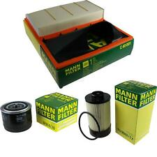 Mann-filter Set Iveco Daily VI Pickup/Chassis V Box/Estate