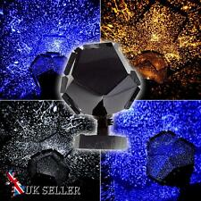 Projector Star Laser Night Light Lamp Astro Star Galaxy Master Sky Cosmos Lights