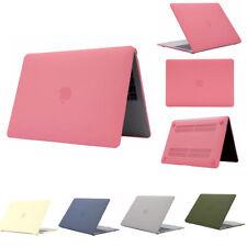 For Macbook Matte Case MacBook Pro Retina 13 15.4 16 A2141 A1278 Cover Shell New