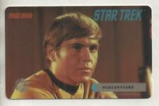 "Star Trek TOS Mercury Phonecard ""Ensign Chekov"""