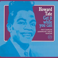 HOWARD TATE-GET IT WHILE YOU CAN-JAPAN MINI LP CD BONUS TRACK C94