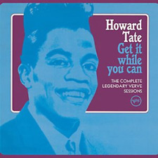 HOWARD TATE-GET IT WHILE YOU CAN-JAPAN MINI LP CD BONUS TRACK C94