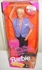 #9767 Nrfb Mattel Earring Magic Ken (Barbie) Doll Foreign Box