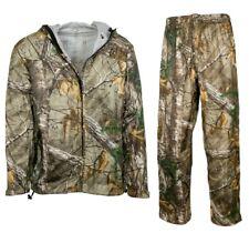 703ea8f32ddd5 MidwayUSA Men's Bear Lake Packable Hunting Rain Jacket & Pants Realtree  Medium