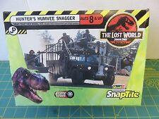 Revell SnapTite Hunter's Humvee Snagger 1/25 Model Kit The Lost World #3620