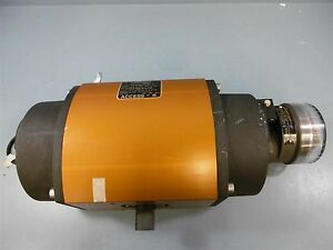 Flowserve 33 M 39 SWMS 120PBC 80PSI Output TQ 120PSI Max Pressure T + Solenoid
