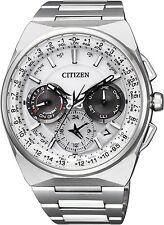 Citizen Eco-Drive CC9000-51A GPS F900 Satellite Wave Titanium watch. CC9010-74A