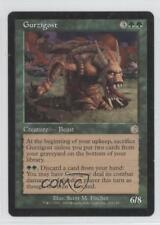 2002 Magic: The Gathering - Torment Booster Pack Base #126 Gurzigost Card 0a1
