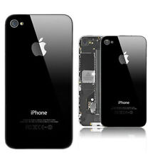 For Apple iPhone 4 - NEW Replacement Battery Cover/Back Glass (BLACK) x 10
