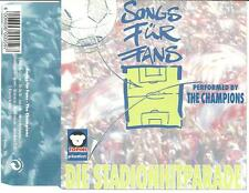 The Champions ‎– Songs Für Fans Label: Pepone Records ‎– 9501 Format: CD, Ma