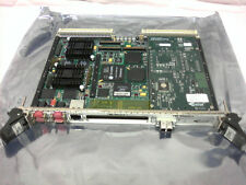 Tek Microsystems PowerRace-2A Vme I/O Pmc Carrier Controller Board w/ Fiber Card