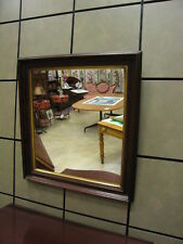 Antique Walnut Framed Mirror