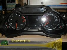 2008 Audi A4 Auto Speedo Odometer Instrument Cluster Nominate your kms
