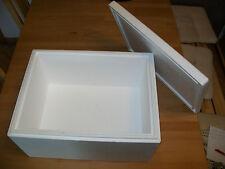 STYROPORBOX KÜHLBOX - THERMOBOX WARMHALTE BOX..,..!!--.!!,,..