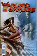 Warlord of Mars 27 Variant Cover B Dynamite Arvid Nelson Leonora Oliviera