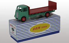 "DAN TOYS GUY Flat Truck With Tailboard"" Vert/Rouge Exclu.500 Ex.Ref DAN 233"