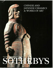 SOTHEBY'S CHINESE AND JAPANESE CERAMICS & WORKS OF ART / AMSTERDAM JUNE 26  2000