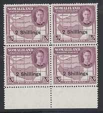 Somaliland Protectorate Multiple Stamps