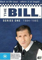 The Bill : Season 1 One COMPLETE (DVD, 4-Disc) 10 HOURS ! Rare Region 4 Austalia