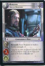Lord Of The Rings CCG FotR Card 1.U97 Boromir Son Of Denethor