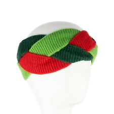 Gucci Headband Wool hat Green Red Web Knitted headwrap Womens designer