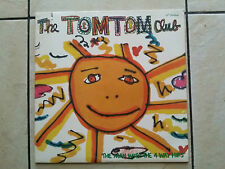 The Tom Tom Club – The Man With The 4-Way Hips - Sire 0-20132 - 1983 - Raro -