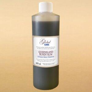 Queensland Rum 450ml Spirit Essence Quality Bulk Home Brew Flavoring