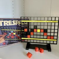 Trespass Vintage 70s 1979 Strategy Game Action GT Lakeside Boxed 100% Complete