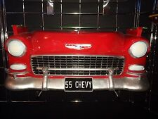 1955 Chevrolet Bel Air Resin Wall Shelf, Red