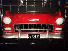 1955 Chevrolet Bel Air Resin Wall Shelf, Red