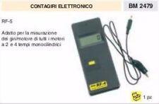 CONTAGIRI ELETTRONICO MOTORI 2 4 TEMPI MONOCILINDRICI misuratore giri COMPLETO