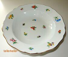 Hutschenreuther Maria Theresia Mirabell Suppenteller Ø 23,5 cm / Höhe 4,6 cm