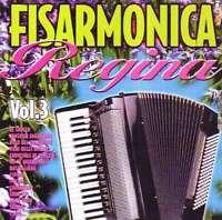 Accordéon regina Vol.3 CD Fonola Dischi
