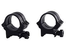 "1 "" inch Weaver scope mounts quad lock, picatinny scope mount medium 49046"