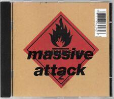 CD ALBUM / MASSIVE ATTACK - BLUE LINES / COMME NEUF