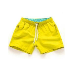 Quick Dry Swimming Shorts Swimwear Man Swimsuit Trunks Beach Wear Surf Boxer