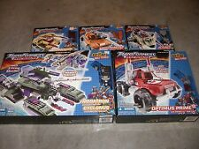 Transformers BTR BuiltRule Armada Optimus Prime Megatron Jetfire Smokescreen Lot