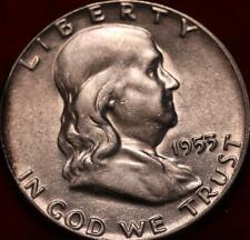 1953 Philadelphia Mint Silver Franklin Half