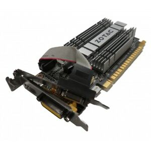 Zotac G210 Synergy Edition 1GB Edition Graphics Card LP/ 2 Slot