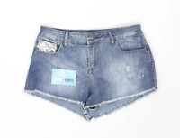 Womens Forever 21 Blue Denim Shorts Size 10/L2