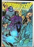 WEAPON ZERO #0 IMAGE COMICS 1995 NM+