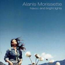 Havoc And Bright Lights - Alanis Morissette CD COLUMBIA