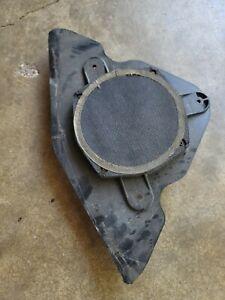 2002-2004 CHEVROLET TRAILBLAZER REAR RIGHT DOOR SPEAKER OEM 119864